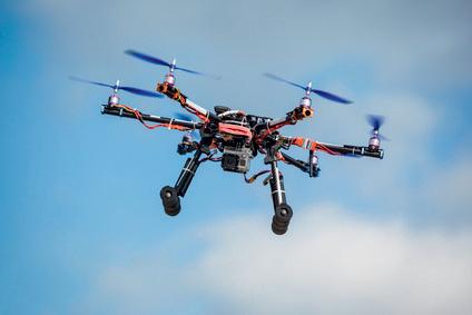Droides-et-drones