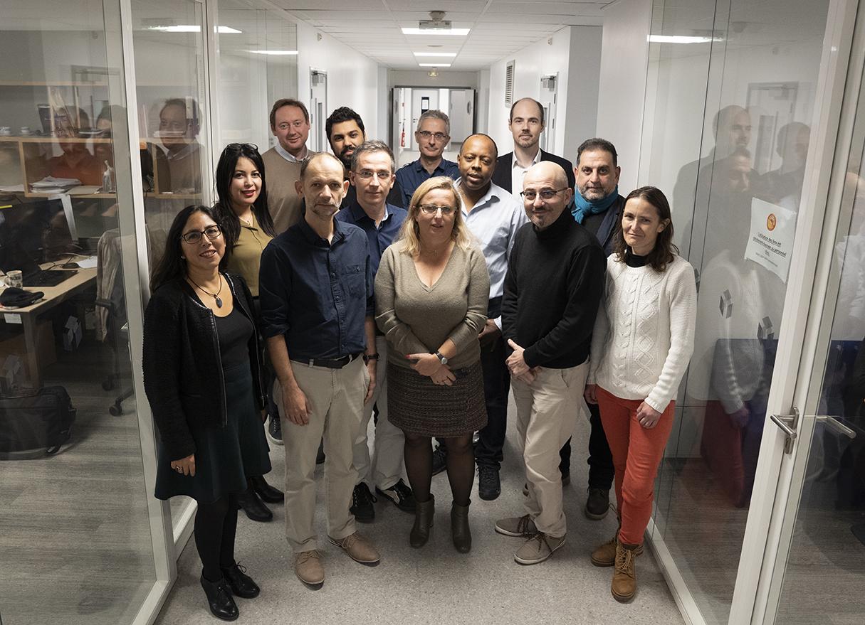 Equipe - Enseignants-chercheurs - AllianSTIC - Laboratoire de Recherche - Efrei Paris - Ecole d'ingénieur informatique
