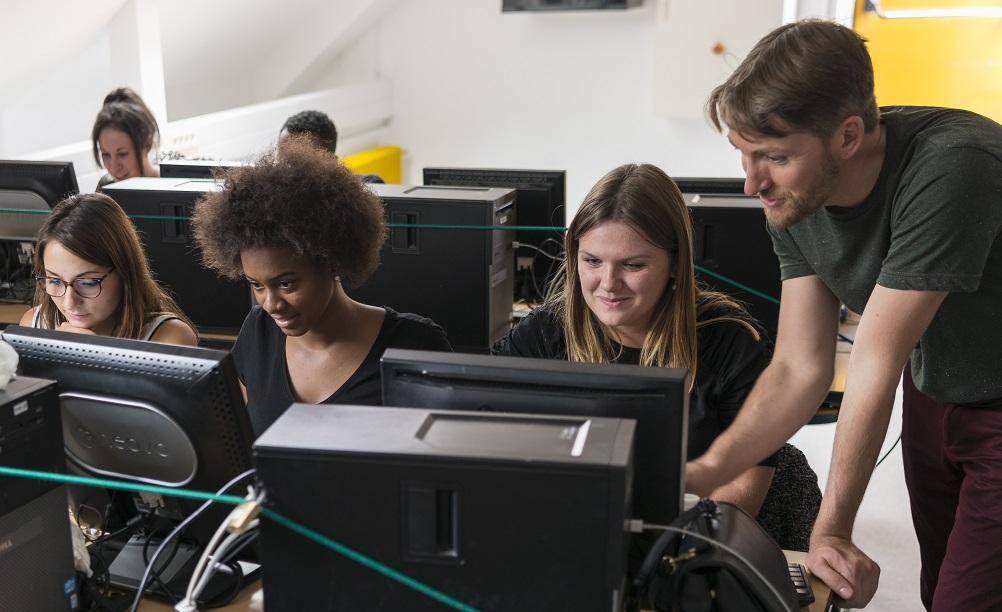 Programme ingénieur - Efrei Paris - Ecole ingénieur informatique
