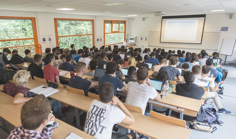Préparation Concours Puissance Alpha - Efrei Paris - Ecole d'ingénieurs informatique