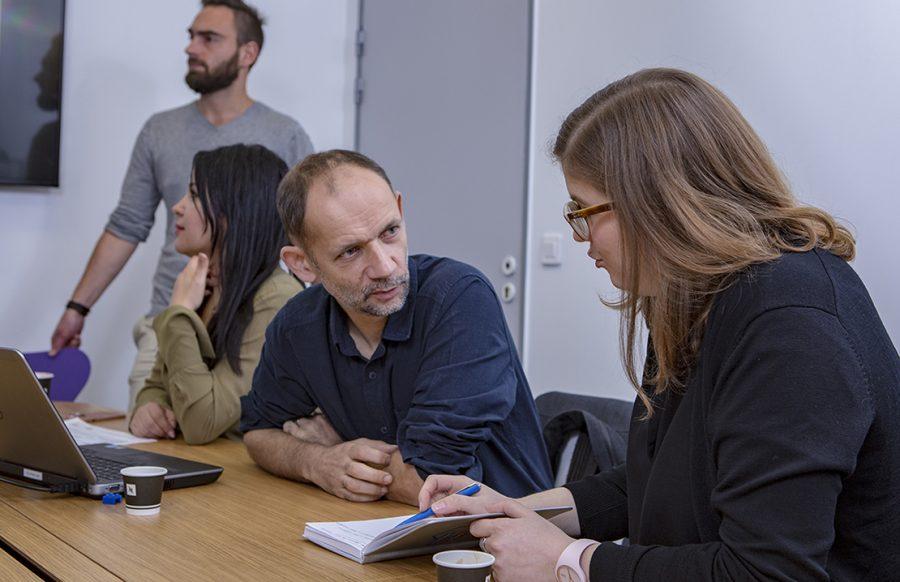 L'équipe pédagogique - Efrei Paris - Ecole ingénieur informatique