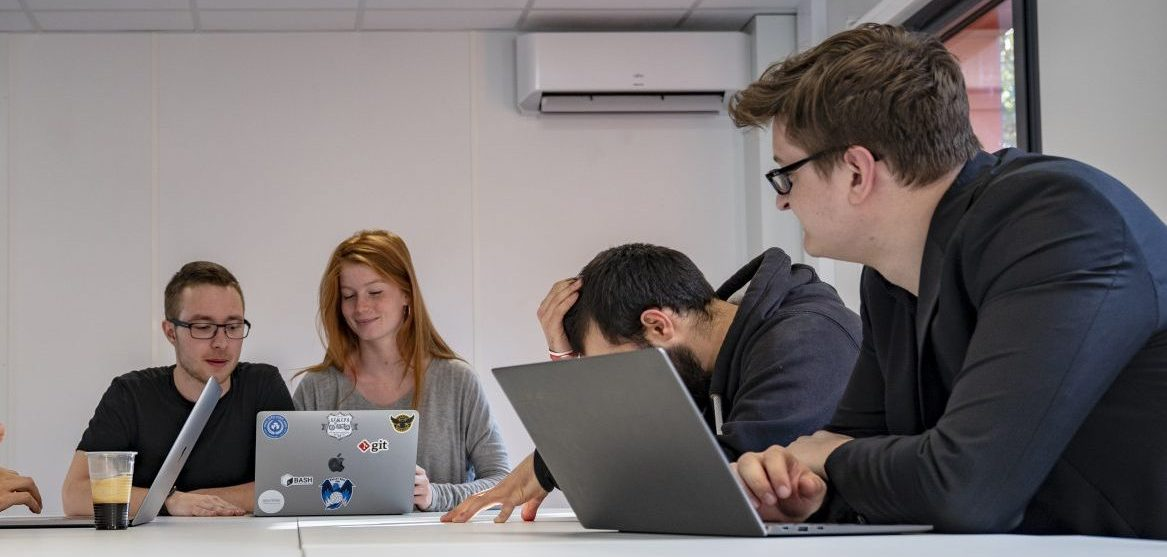Projets etudiants - Efrei Paris - Ecole d'ingenieurs informatique