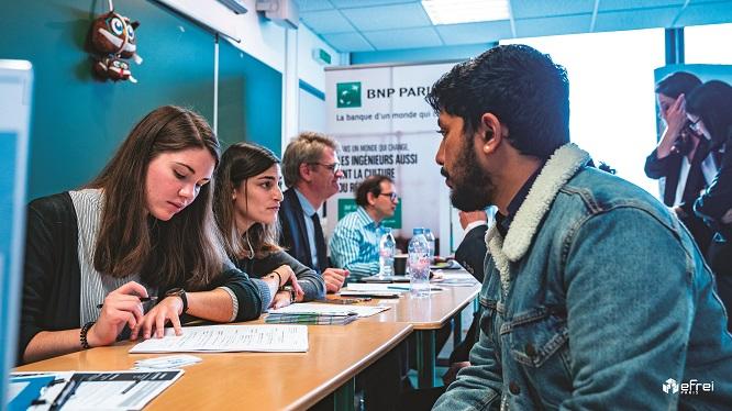 PISTE - Associations professionnelles - entreprises - Efrei Paris - Ecole d'ingénieurs informatique