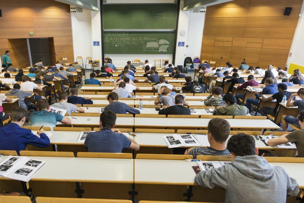 Epreuves ecrites - concours - Efrei Paris - Ecole ingénieur informatique