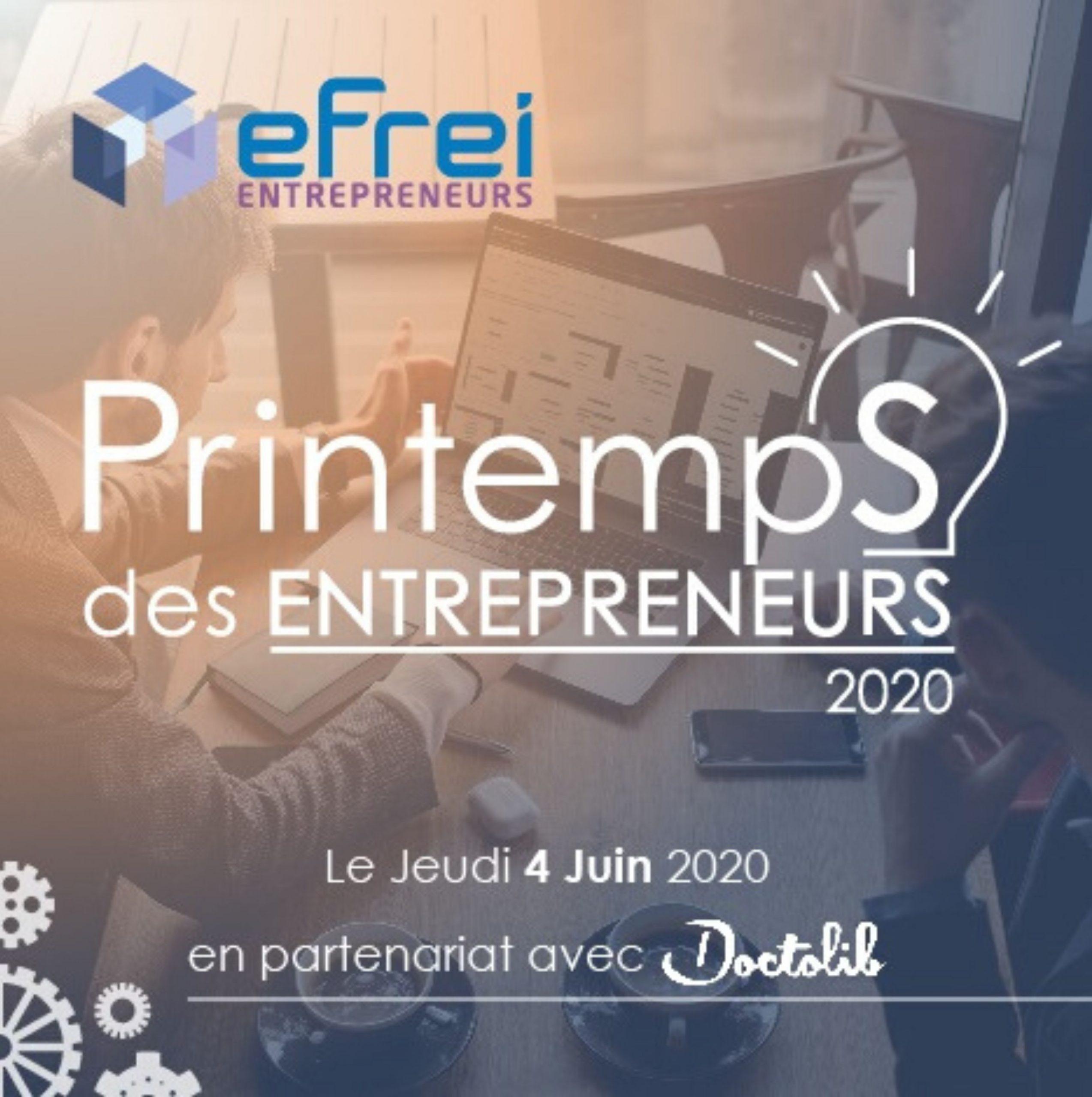 11ème edition du primtemps des entrepreneurs