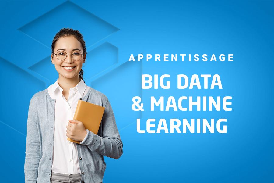 Apprentissage big data machine learning