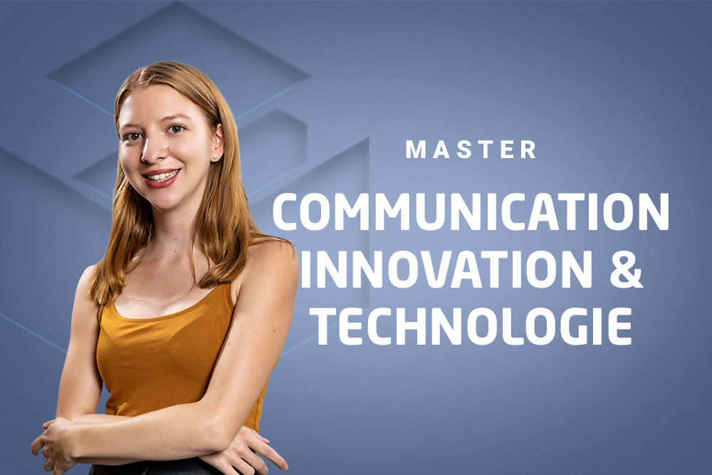 Master Communication Innovation & Technologie