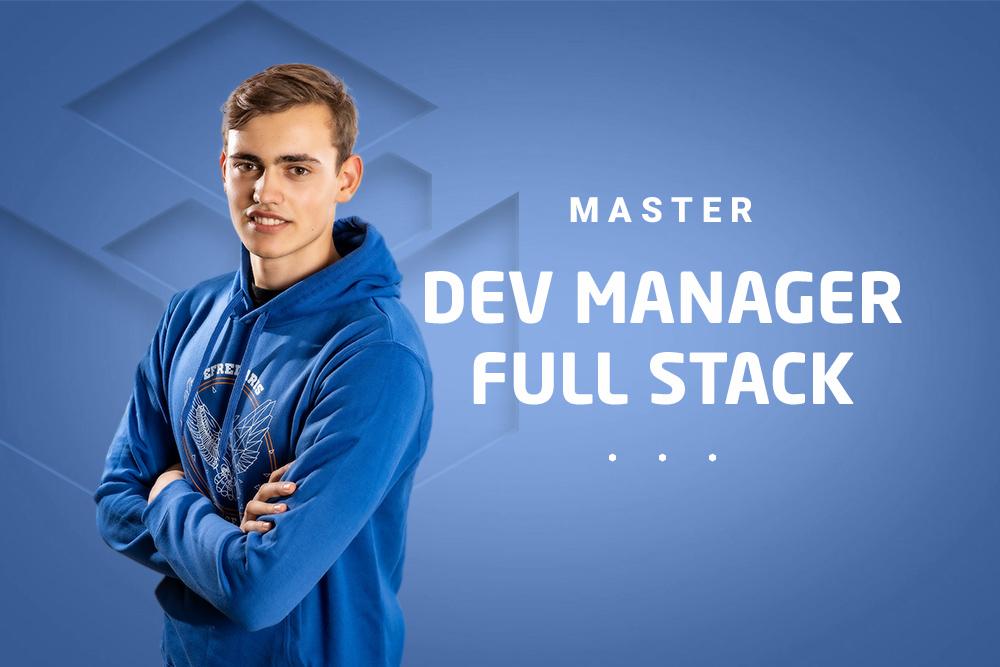 Master Dev Manager Full Stack