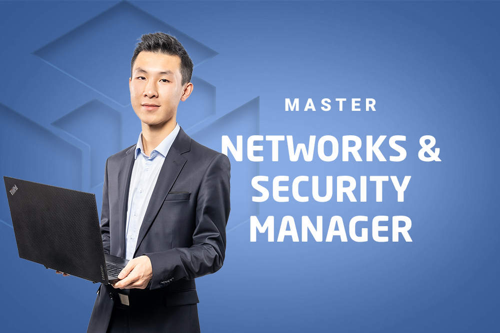 Networks & Security Manager