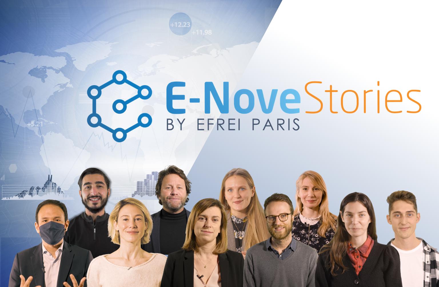 E-Nove Stories