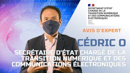Cédric O, interviewé par Efrei Paris pour EnoveStories