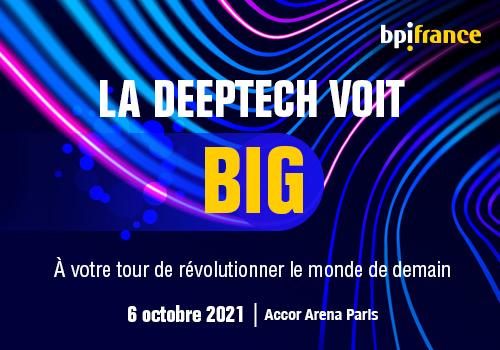 La deeptech voit big Efrei Paris BPI France