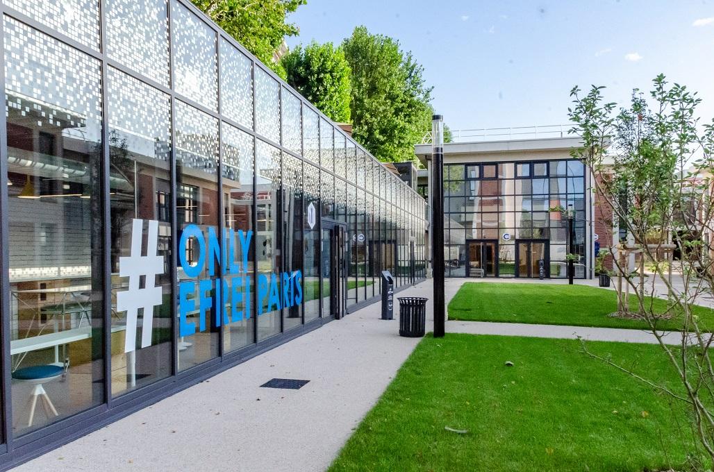 Efrei Paris - Innovation lab - etudiant